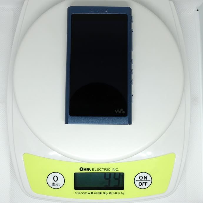 NW-A55重量