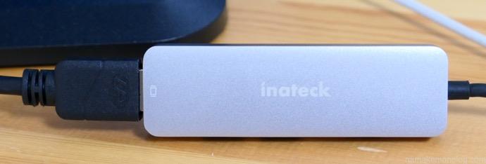 Inateck USB C ハブ