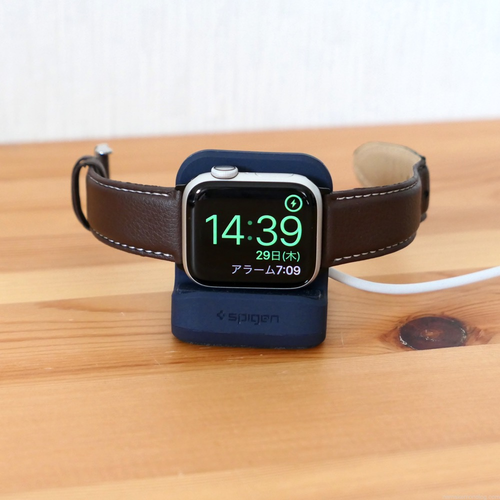 spigen apple watchスタンド