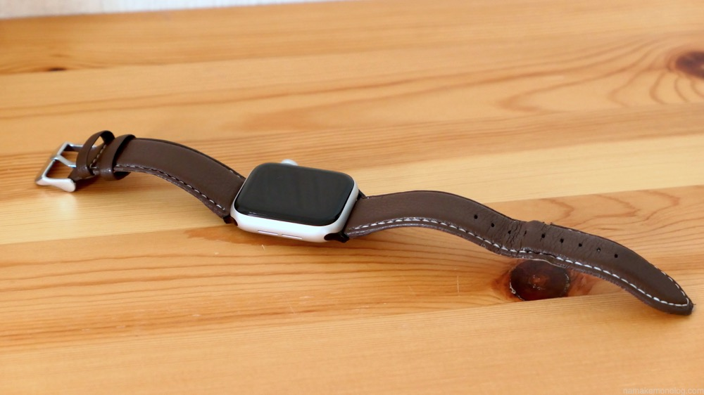 elecom apple watch レザーバンド