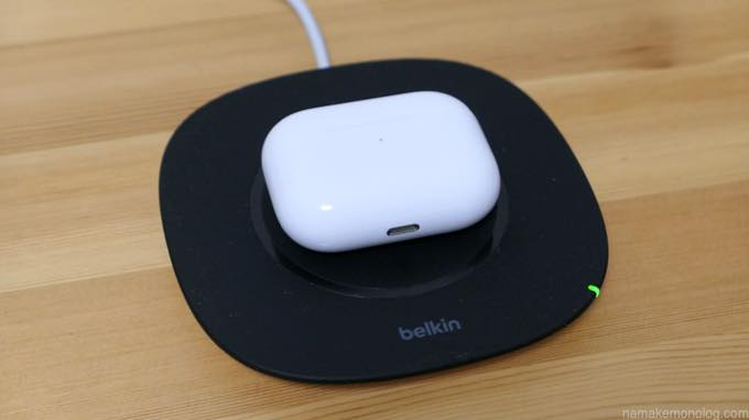 belkin boost up ワイヤレス充電パッド 5W