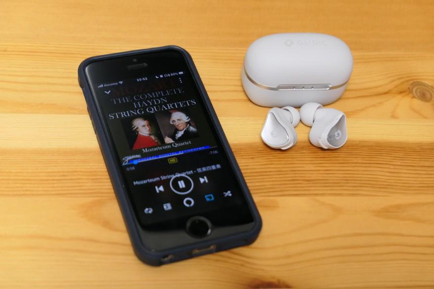 GLIDiC Sound Air TW-6000 音質