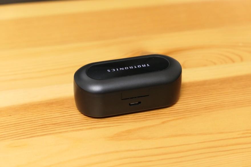 SoundLiberty77 充電端子
