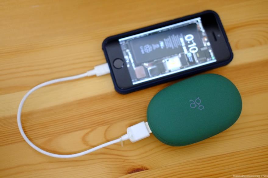 TWS02R モバイルバッテリー機能