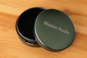 iBasso Audio AM05 ケース