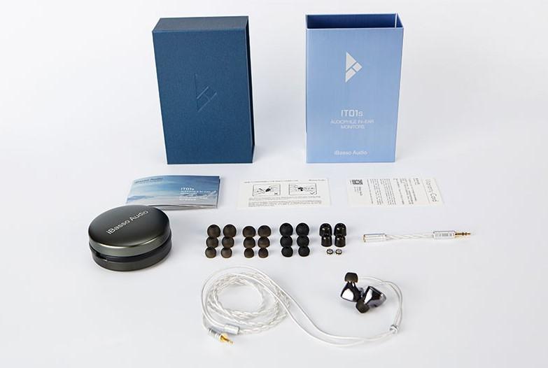 iBasso Audio IT01S 付属品