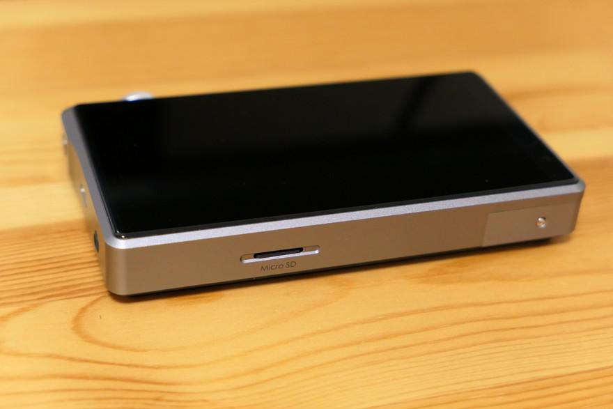 iBasso Audio DX220 microSD