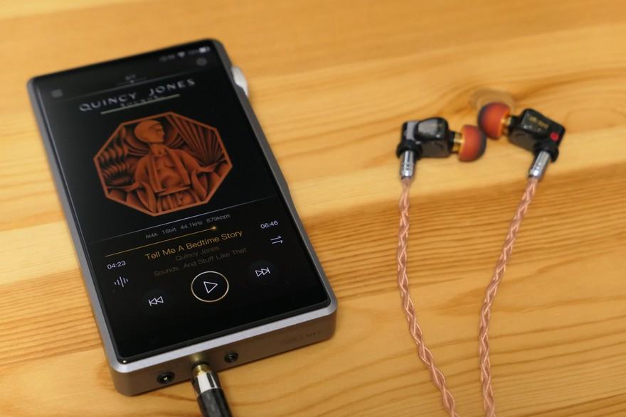 iBasso Audio DX220 XBA-300