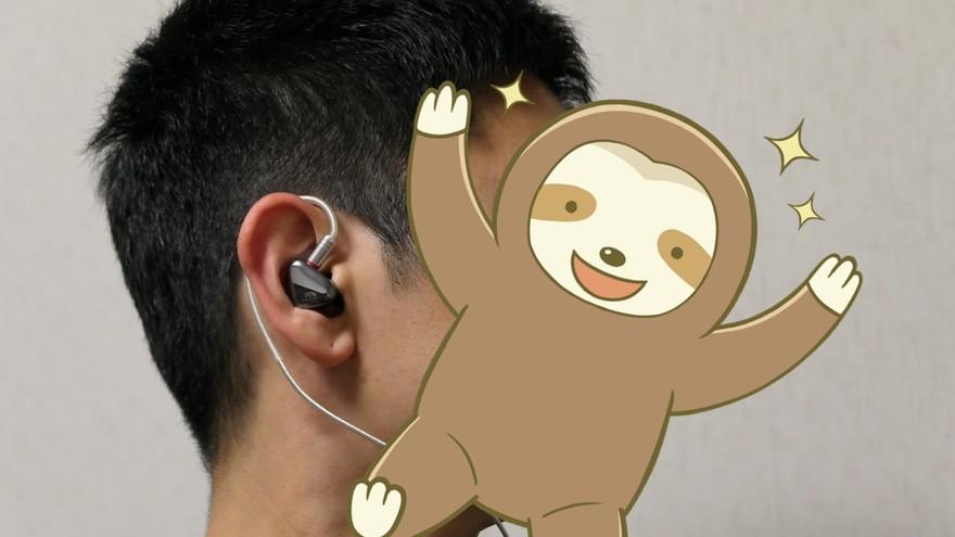 iBasso Audio IT01S 装着感
